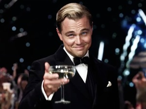 The Great Gatsby, Leonardo DiCaprio