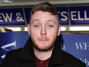 &#39;X Factor&#39; winner James Arthur at the first signing of his new book &#39;James Arthur, My Story&#39; at WH Smith in Milton KeynesFeaturing: James Arthur