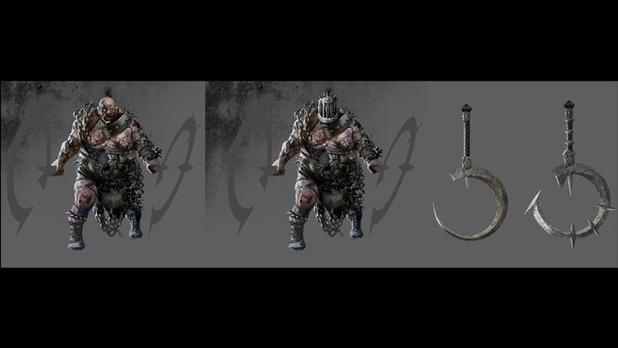 Dark Souls II concept art