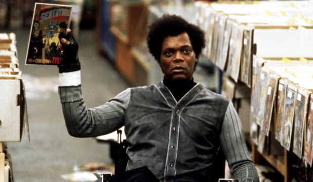 &#39;Unbreakable&#39; (2000) still