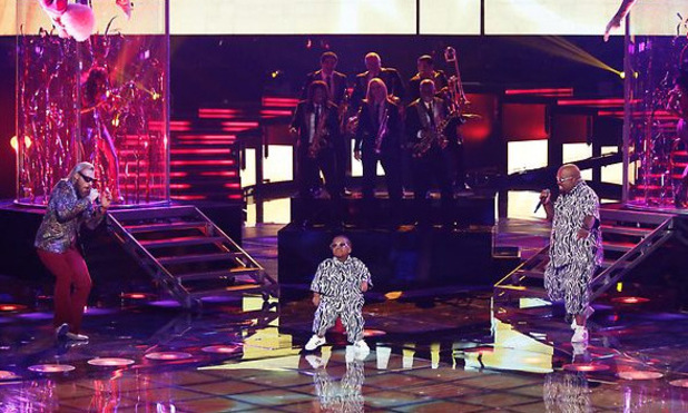 The Voice Season 3 Live final performances: Nicholas David, Jordan Jackson, CeeLo Green