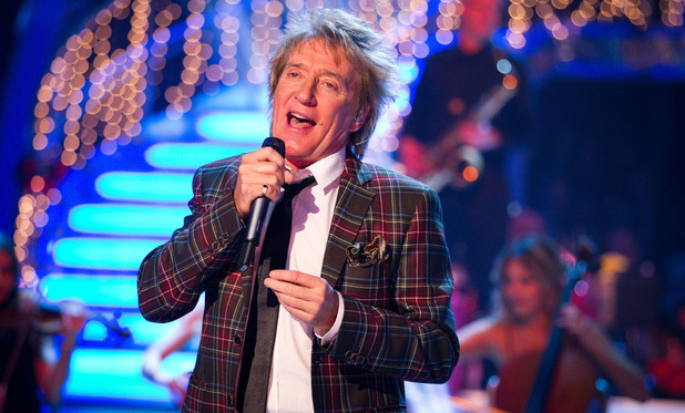 Strictly Come Dancing 2012 Christmas Special: Rod Stewart