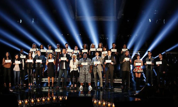 The Voice Season 3 Live final performances