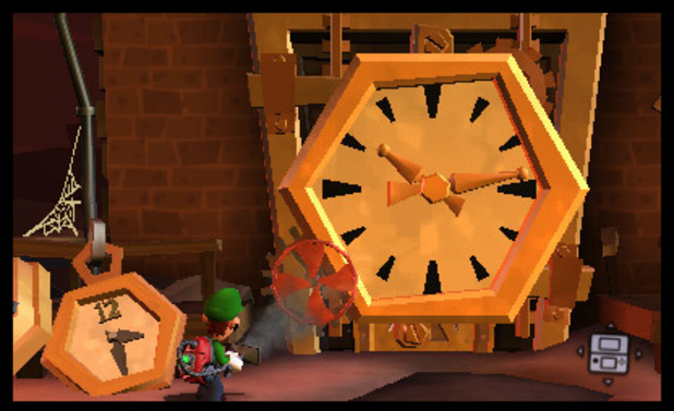Luigi's Mansion 2 screenshots