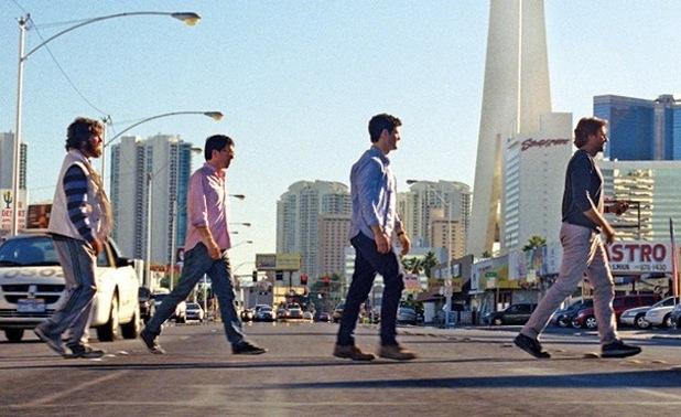 The Hangover 3, Zack Galifianakis, Ed Helms, Justin Bartha, Bradley Cooper