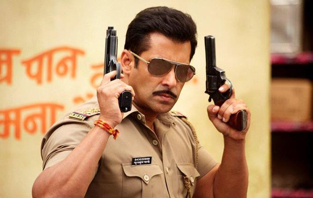Dabangg 2, Salman Khan