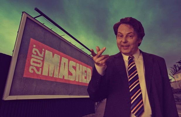 Rich Fulcher in Mashed