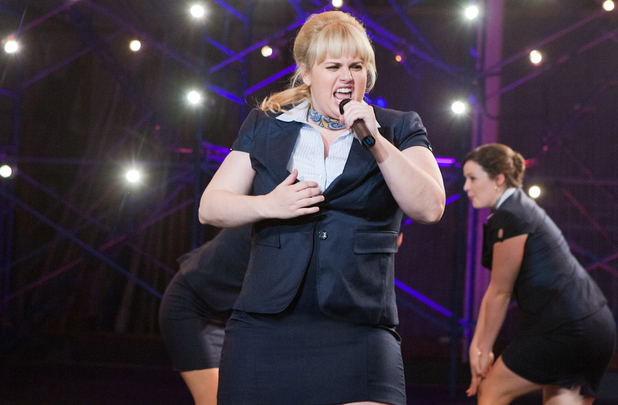 'Pitch Perfect' still: Rebel Wilson