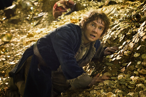 The Hobbit: Desolation of Smaug, Martin Freeman