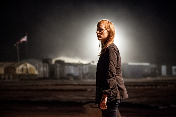 'Zero Dark Thirty' still