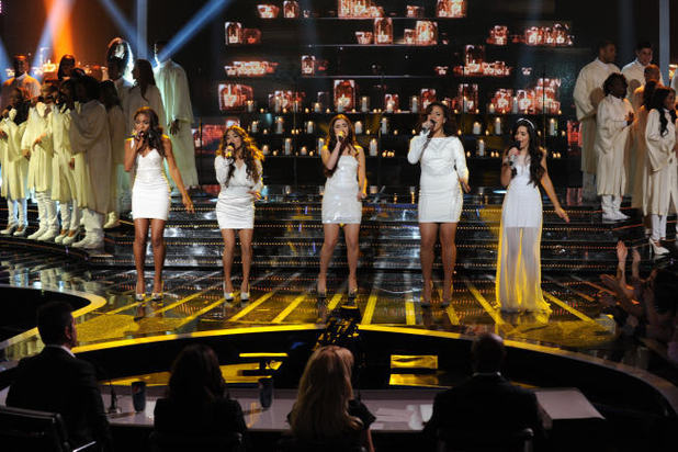 The X Factor USA - Season 2 Final part 1: Fifth Harmony perform