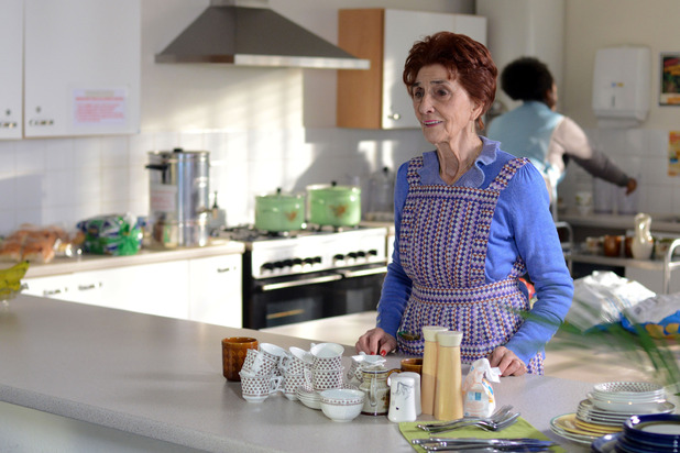 Dot Branning's red button special