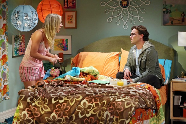 The Big Bang Theory, Thu 20 Dec 2012