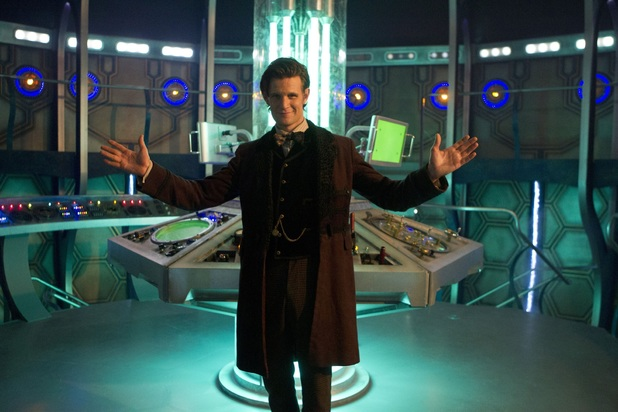 'Doctor Who' new Tardis interior (BBC 'web res' spec)