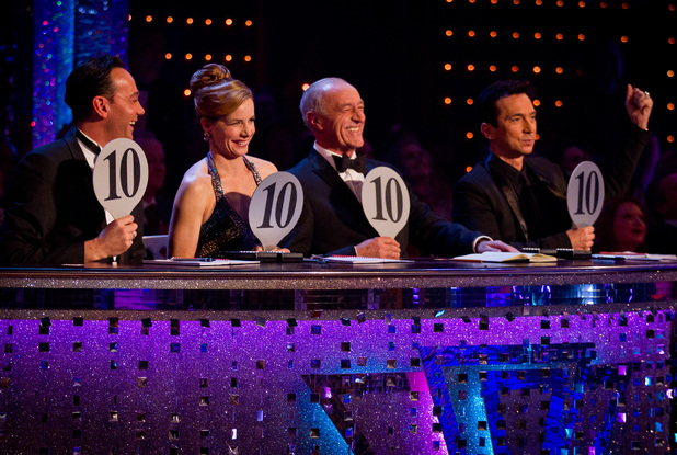 Strictly Come Dancing Final: The Judges