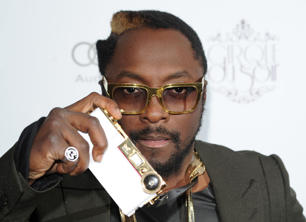will.i.am's global launch for the i.am+ foto.sosho camera accessory for iPhone at London's One Marleybone: will.i.am