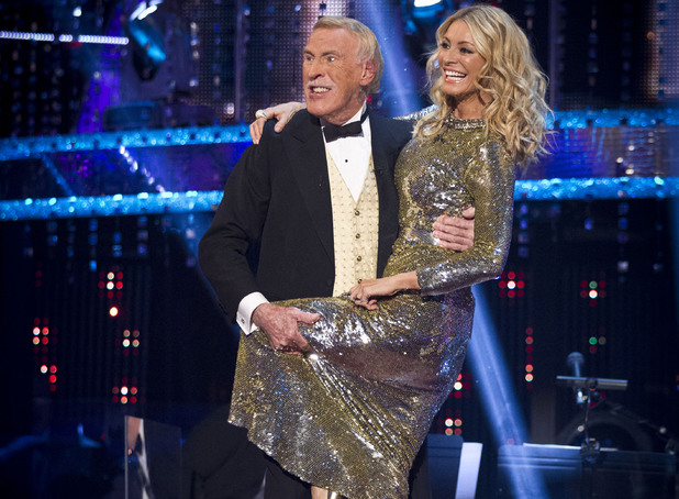 Strictly Come Dancing Final: Tess and Bruce