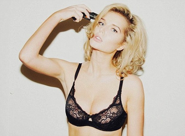 Helen Flanagan tweets a photo of herself with a gun to her head