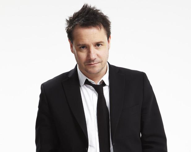 Jon Holmes Xfm presenter