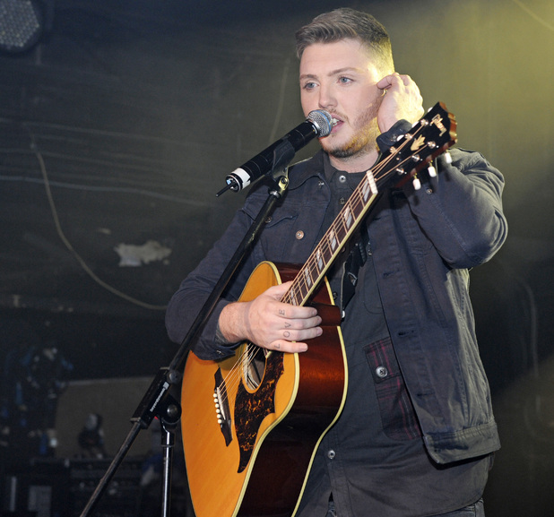 X Factor winner James Arthur performing at G-A-Y at Heaven nightclub Featuring: James Arthur Where: London, United Kingdom When: 15 Dec 2012 Credit: Chris Jepson/WENN.com