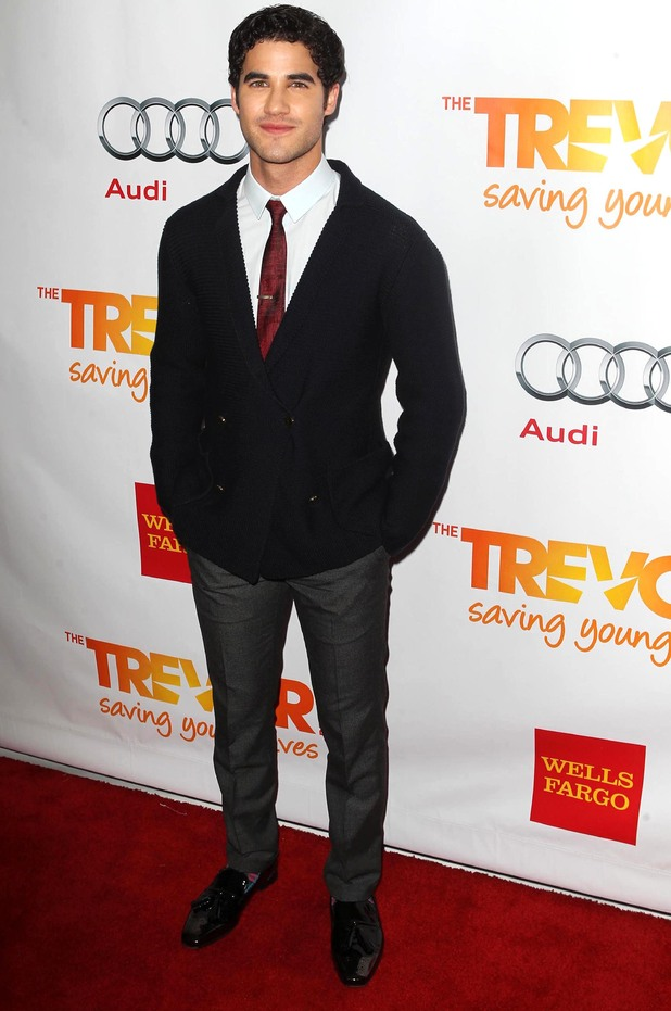 'Trevor Live' honours Katy Perry and Audi of America for 'The Trevor Project' held at The Hollywood Palladium - Arrivals Featuring: Darren Criss Where: Los Angeles, California, United States