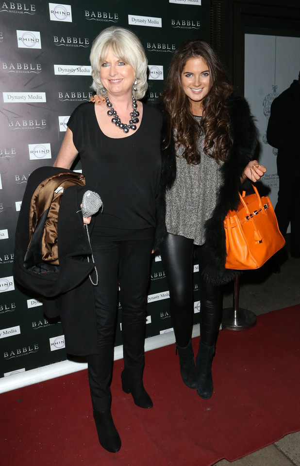 Made In Chelsea wrap party at Babble nightclubFeaturing: Jane Felstead,Alexandra Felstead,Binky Felstead