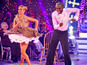 Strictly Christmas show: First pictures