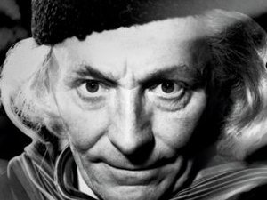 Doctor Who stamps - William Hartnell