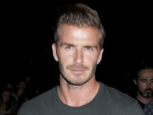 David Beckham Mercedes-Benz New York Fashion Week Spring/Summer 2013 - Y-3 10th Anniversary Collection - Front Row New York City, USA - 09.09.12 **Not available for publication in USA magazines.  Available for publication in US tabloids and the rest of the world.** Mandatory Credit: WENN.com