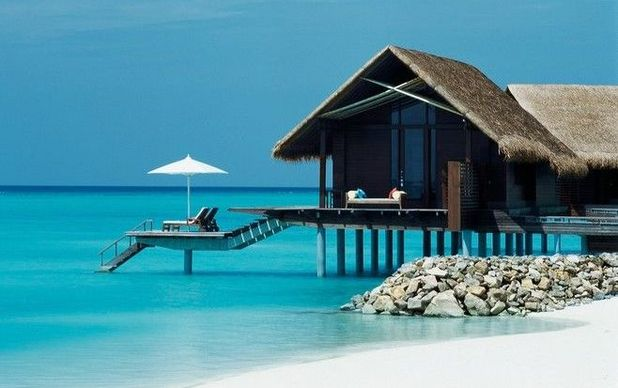Beckham's Maldive resort for holiday