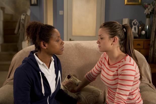 Jenna pays a visit to Sophie