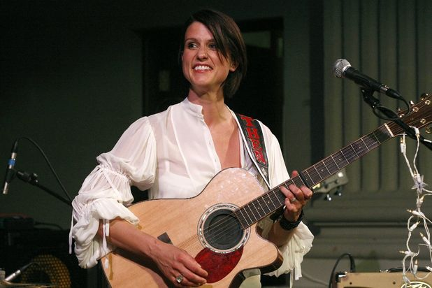 Waterloo Road actress and singer Heather Peace