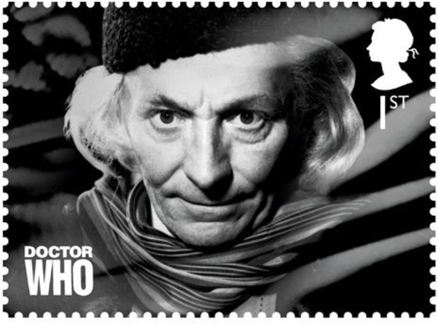 Doctor Who - stamps