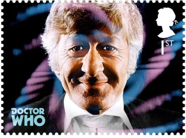 Third Doctor - Jon Pertwee