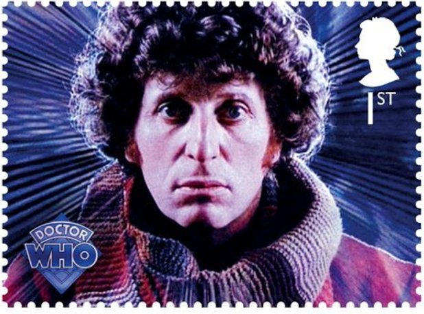 Fourth Doctor - Tom Baker