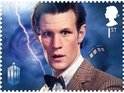 First class stamps of all 11 Doctors will be available from March.