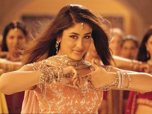 Kareena Kapoor in Sometimes Happy, some times Sad - Kabhi Khushi Kabhie Gham