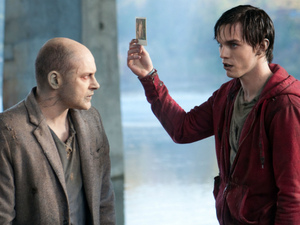 'Warm Bodies' still: Rob Corddry, Nicholas Hoult