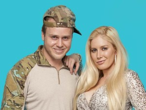 Celebrity Big Brother 2013: Heidi and Spencer