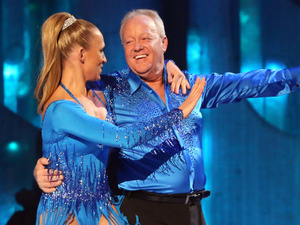 Dancing on Ice: Keith Chegwin and Olga Sharutenko