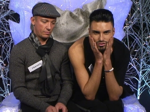 Celebrity Big Brother 2013 - Day 1: Frankie and Rylan