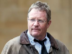Jim Davidson at the funeral of celebrity chef Keith Floyd at Ashton Court, Bristol, Britain - 30 Sep 2009