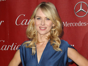Naomi Watts arrives for the 24th Annual Palm Springs International Film Festival Awards in California.