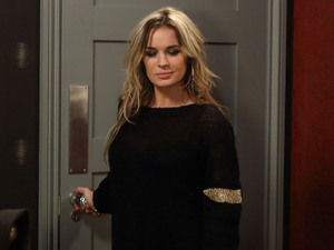 Is Kirsty's concern for Lauren genuine?
