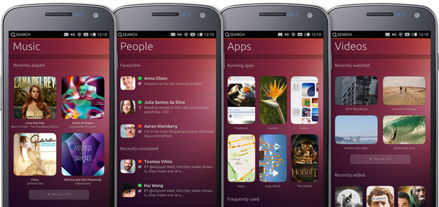 Ubuntu Android mobile