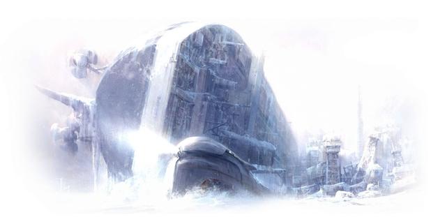 'Snowpiercer' teaser poster