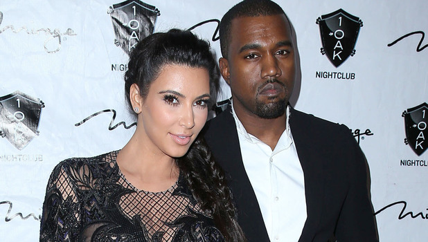 Kim Kardashian and Kanye West out at 1 Oak Nightclub at The Mirage Resort and Casino Las VegasFeaturing: Kim Kardashian, Kanye West