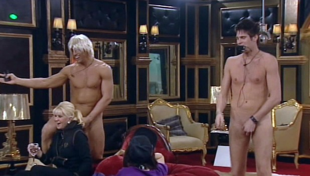 Alex Reid, Basshunter, Celebrity Big Brother