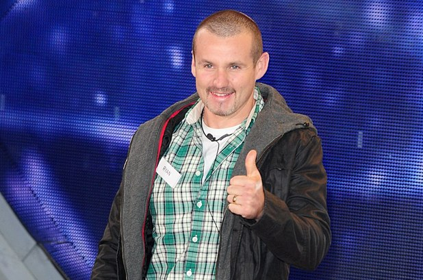 Ryan Moloney arriving at the launch of Celebrity Big Brother 2013