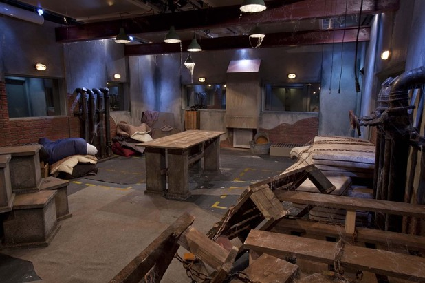Celebrity Big Brother 2013: The basement pigsty